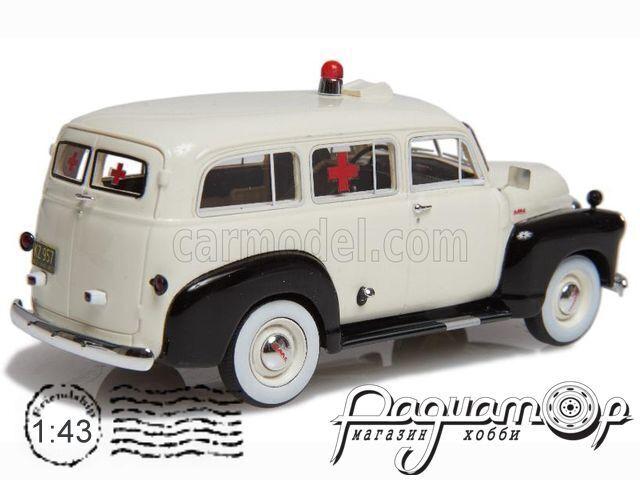 GMC Suburban Ambulance (1952) EMEU43085D