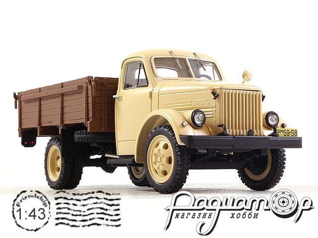 ГАЗ-51А бортовой (1955) 105101 (PV)