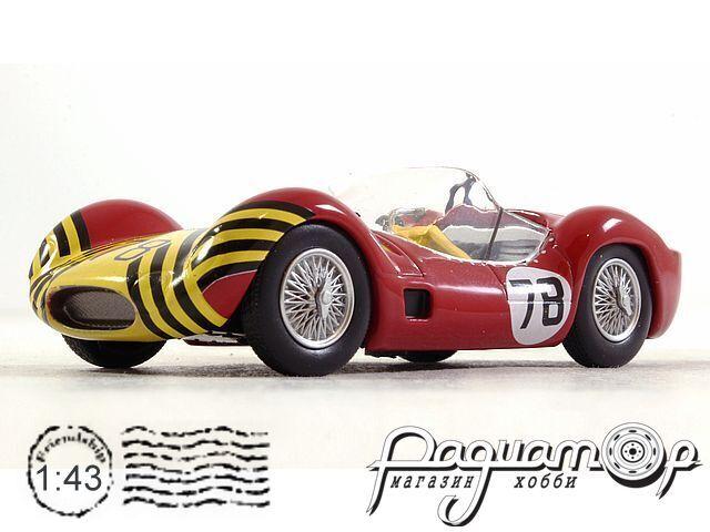 Maserati Tipo 61 №78, Nassau Trophy (1961) (I) 2590