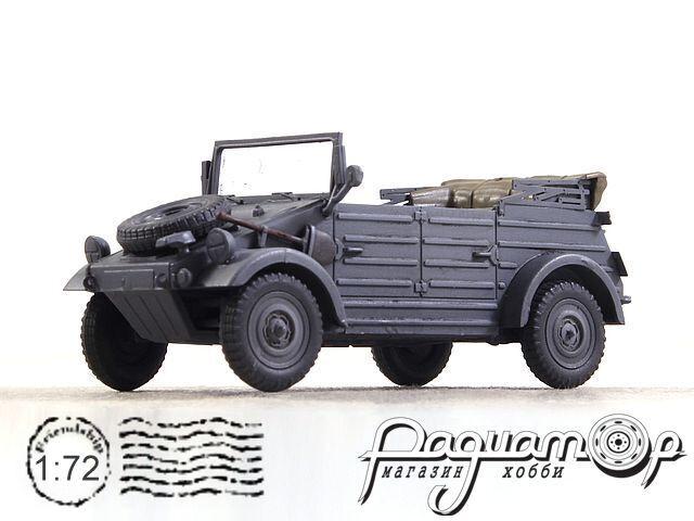 Volkswagen Kubelwagen Type 82 с пулеметом (1943) CP0037