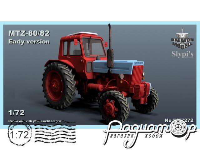 Сборная модель Трактор МТЗ-80/82 BM7272