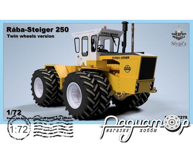 Сборная модель Трактор Raba-Steiger 250 (со спаренными колесами) BM7275