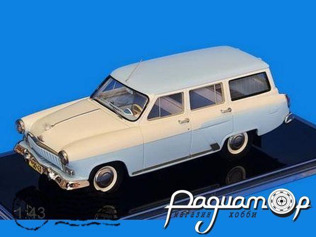 ГАЗ М-22 опытный, поздний вариант (в деталировке второй серии) (1961) ICV141