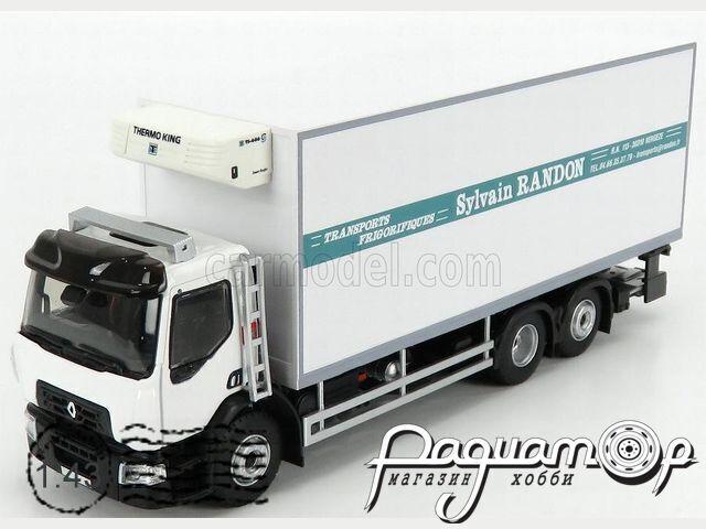 Renault D26 Semi-Frigo Randon Transports (2017) 116832