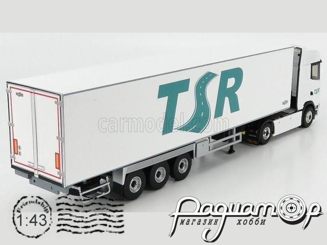 Scania S500 Semi-Frigo TSR Transports (2016) 116833