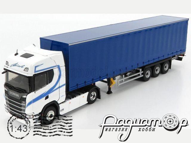 Scania S500 Biolo Transports (2016) 116836