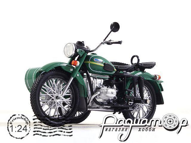 Наши Мотоциклы №1, Урал ИМЗ-8.103-10 с коляской (1987)
