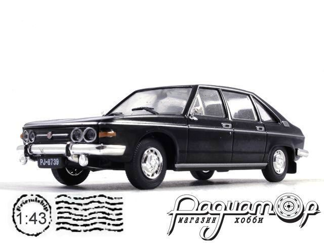 Tatra 81366 тягач с цистерной (1967) (I) 0597*