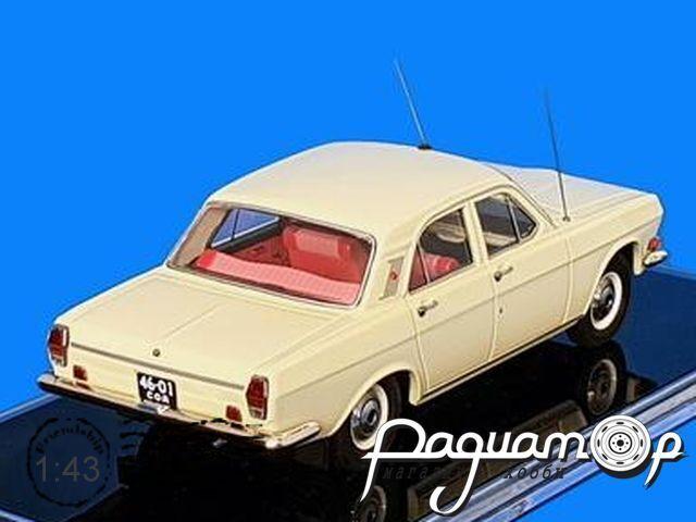 ГАЗ-24-24 (V8), Сочи (1974) ICV240A