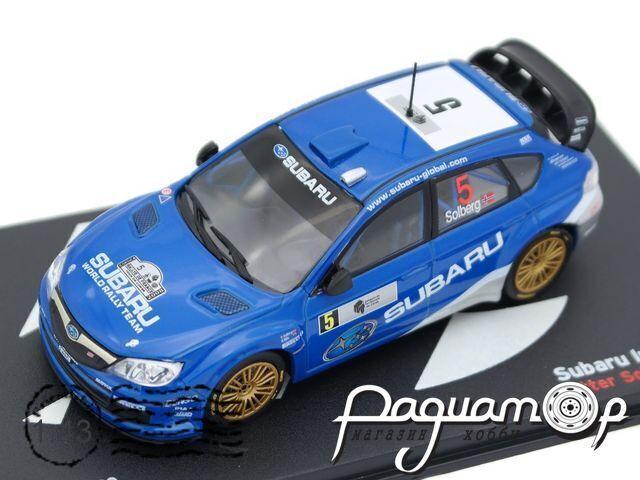 Subaru Impreza WRC №5
