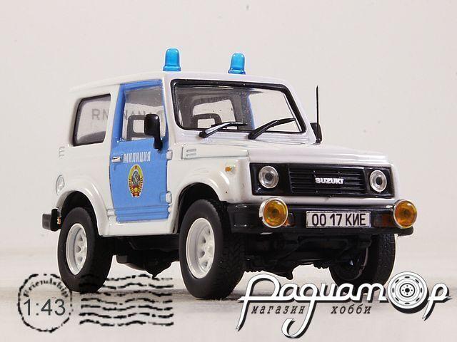 Suzuki Samurai Милиция СССР (1969) 2668