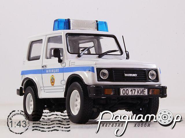Suzuki Samurai Милиция СССР (1969) 2624
