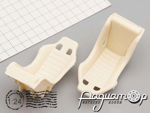 Комплект спортивных сидений (ковши) (2шт) UM169