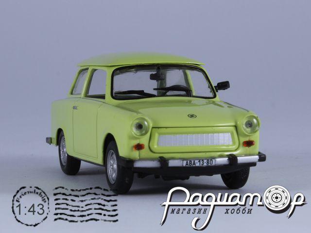 Retroautok №7, Trabant 601 (1963)