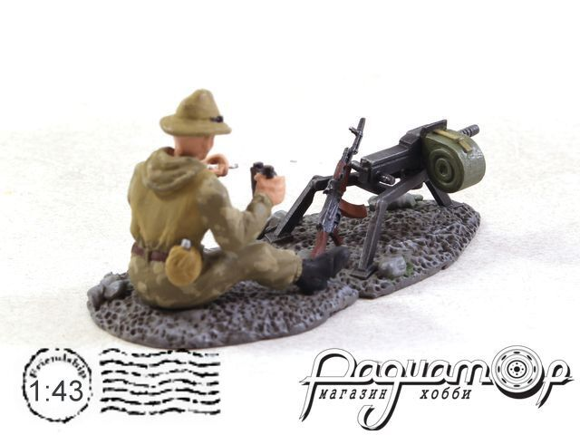 Афганец с гранатометом AU169