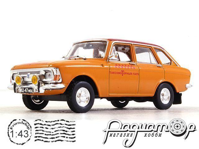 ИЖ-2125 «Комби» Такси (1973) 2695