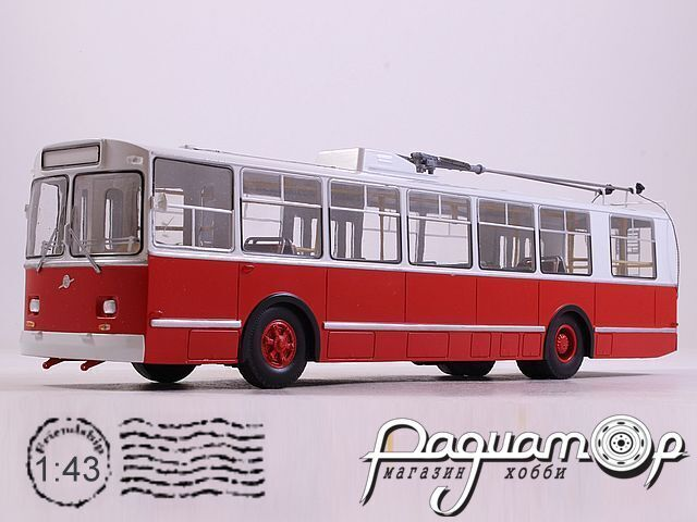 ЗиУ-682УВ экспортная версия для Венгрии (1990) NRG43041