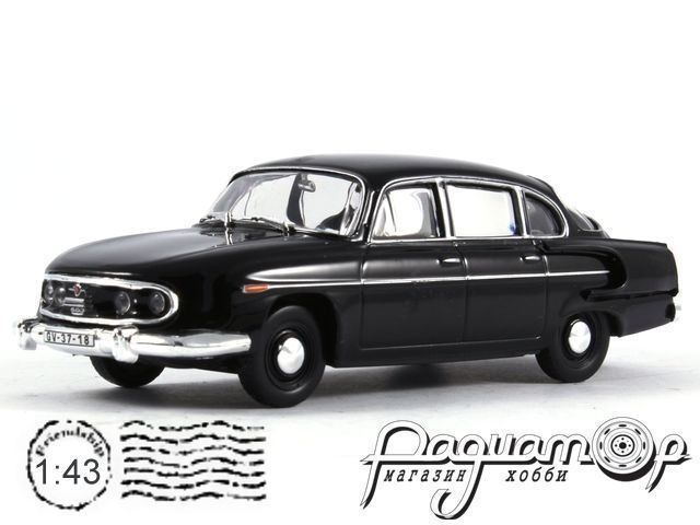 Retroautok №23, Tatra 603 (1956)