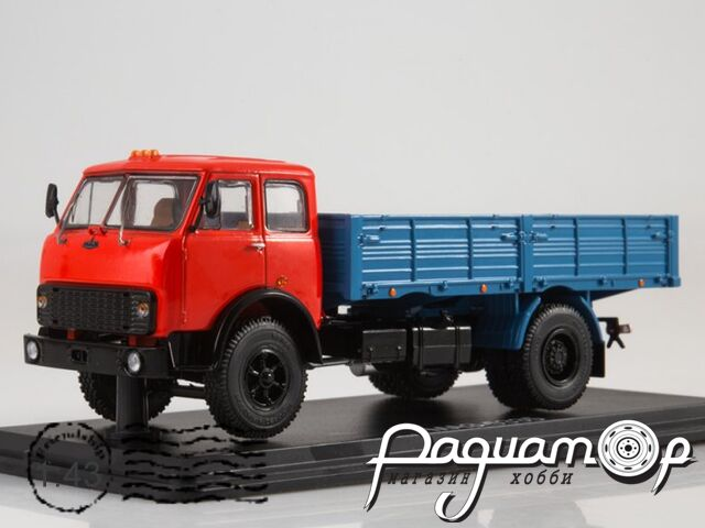 МАЗ-5335 бортовой (1977) SSM1413