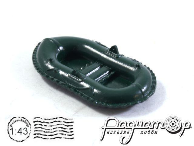 Лодка Нырок, окрашенная (1шт) (ZU) B066