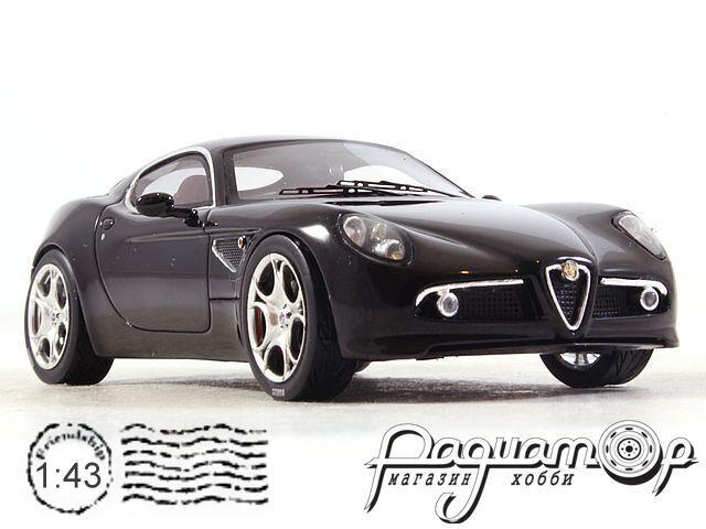 Alfa Romeo 8C (2007) S0394 (TI)