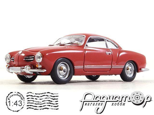 Volkswagen Karmann Ghia Coupe (1955) 430051027 (TI)