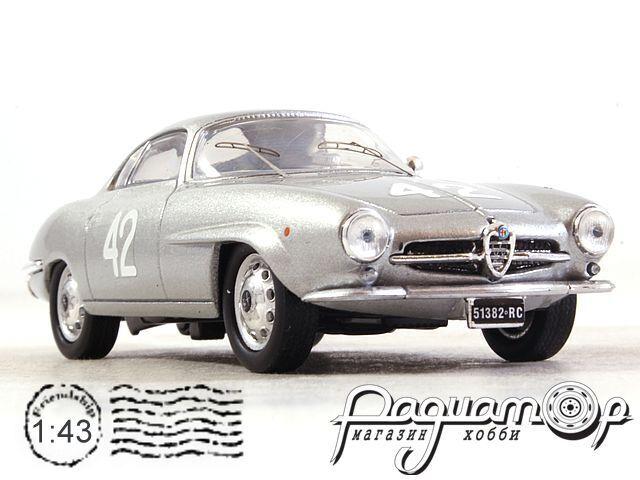 Alfa Romeo Giulietta SS №42 Targa Florio (1965) YR01068 (TI)