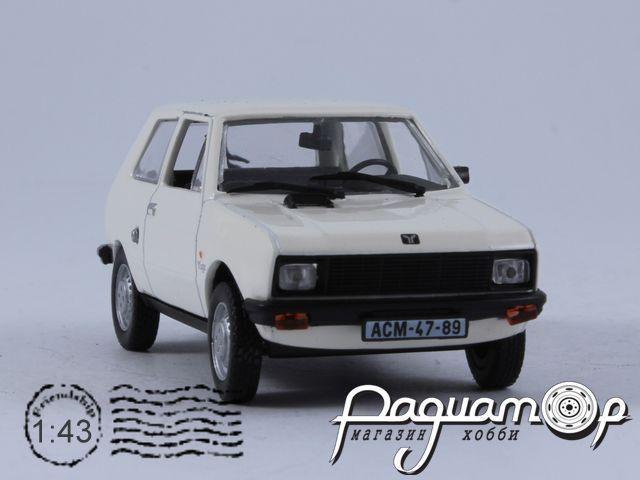 Retroautok №35, Yugo 45 (1980)