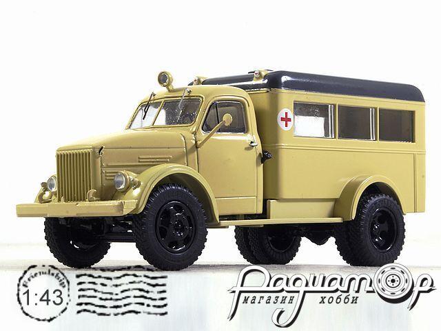 ПАЗ-653 медицинский (1950) SSM1437