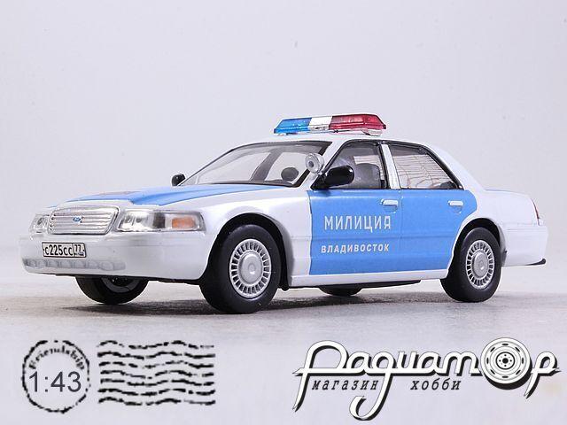 Ford Crown Victoria Милиция Владивостока (1992) 2883