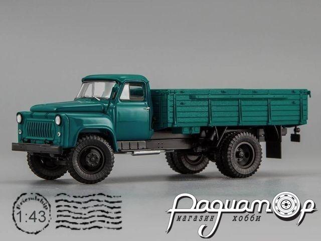 ГАЗ-53Ф (1963) 105302-1