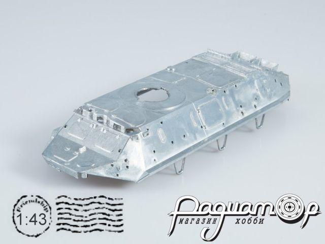 Сборная модель БТР-60ПБ 1434AVD