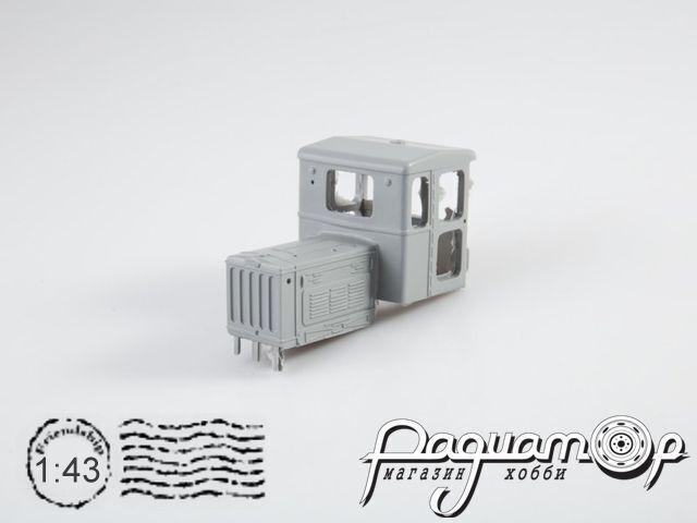 Сборная модель Автогрейдер Д-598 8011AVD