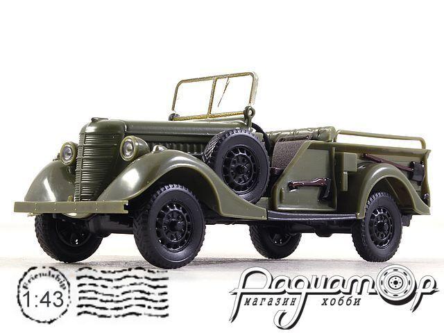 ГАЗ-61-417 без тента (1941) H359-1