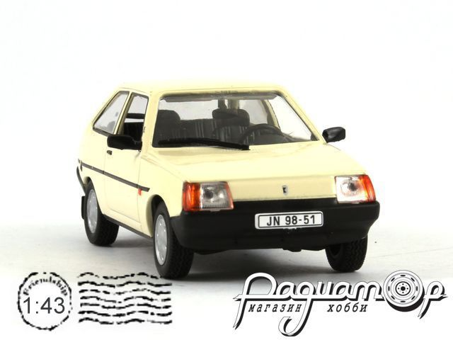 Retroautok №47, ЗАЗ-1102 «Таврия» (1988)
