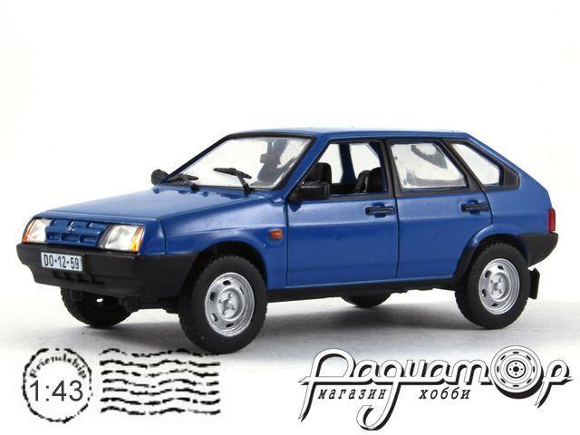 Retroautok №51, ВАЗ-2109 «Спутник» (1987)
