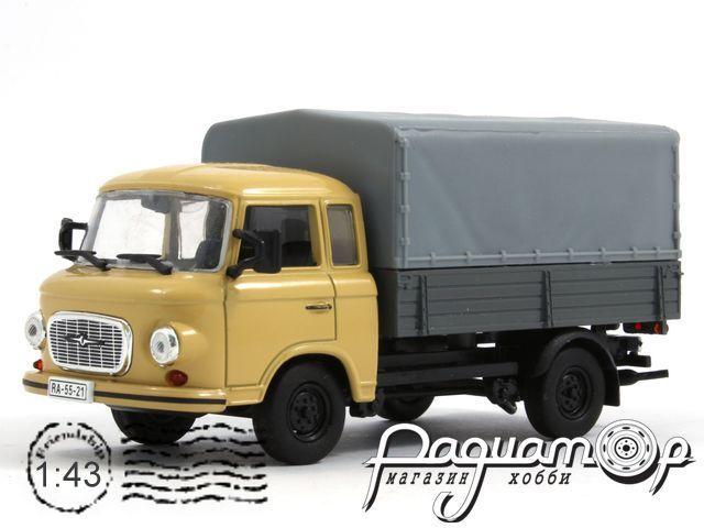 Retroautok №59, Barkas B1000 HP (1963)