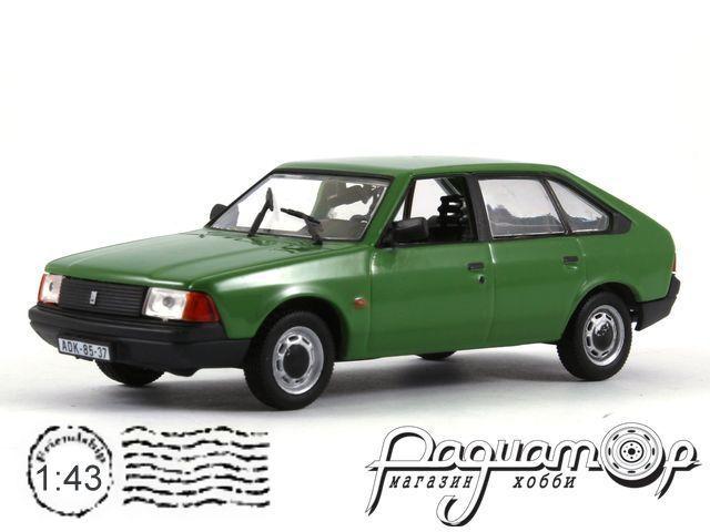 Retroautok №60, Москвич-2141 (1986)