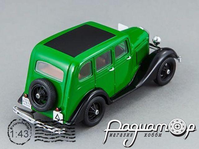 ГАЗ-А Аремкуз (1937) 100203 (Z)