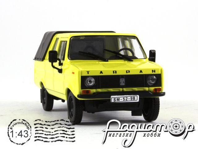 Retroautok №61, Tarpan 237 (1977)