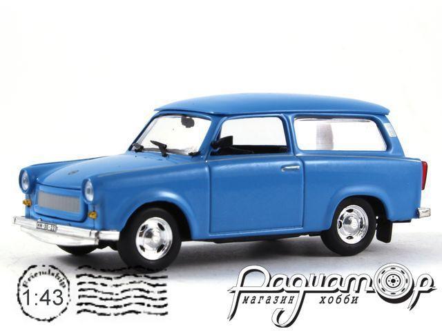 Retroautok №62, Trabant 601 Universal (1961)