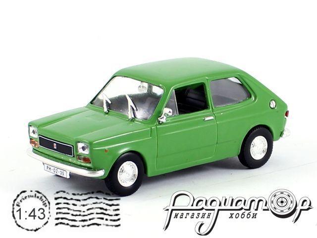 Retroautok №63, Fiat 127p (1971)