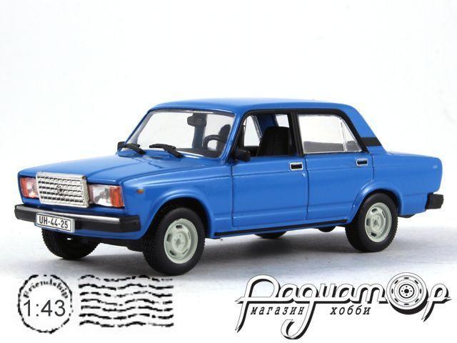 Retroautok №69, ВАЗ-2107 «Жигули» (1982)
