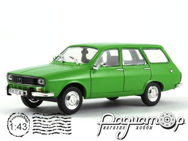 Retroautok №74, Dacia 1300 Kombi (1969)