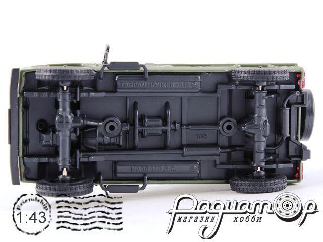 Retroautok №76, Tarpan Honker 4012 (1988)