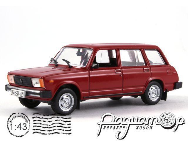 Retroautok №81, ВАЗ-2104 «Жигули» (1984)