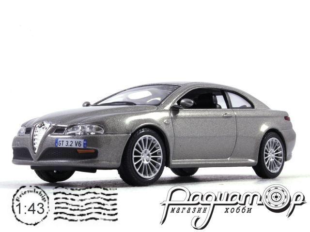 Суперкары №44, Alfa Romeo GT 3.2 V6 24V (2004)