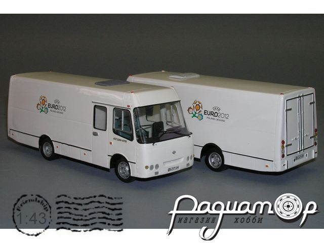 «Богдан» С-092.Т грузопассажирский (2003) V9-55.8