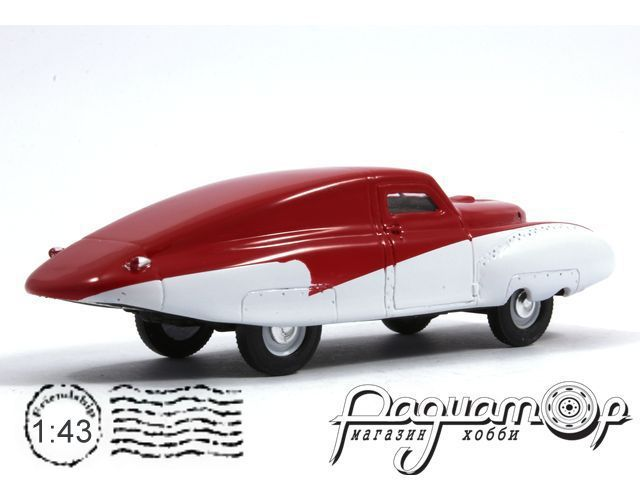 ГАЗ-20-СГ1 «Победа-Спорт» (1951) 2-1-1B