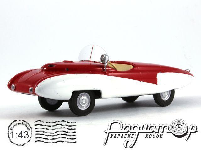ГАЗ-20-СГ1 «Победа-Спорт» кабриолет (1951) 2-1-2B